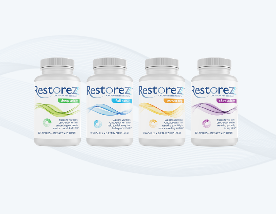 RestoreZ supplements photo